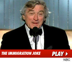 Robert De Niro Golden Globes