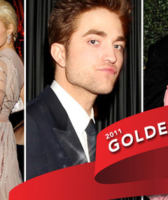 GOLDEN GLOBE AWARDS: Celeb-Packed After-Party Pics!