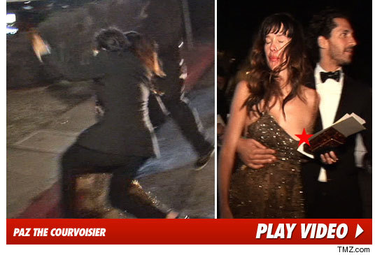 Paz de la Huerta Rejected Golden Globes