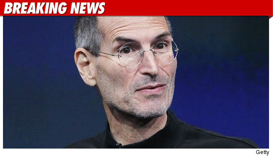 Steve Jobs Medical Leave