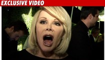 Joan Rivers -- Sarah Palin Is 'Stupid and a Threat'