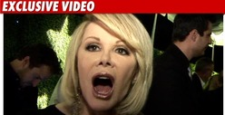 Joan Rivers -- Sarah Palin Is &#039;Stupid and a Threat&#039; 