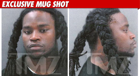Laurence Maroney Mug Shot