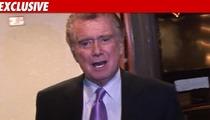 Regis Philbin Quit Over Pay Cut