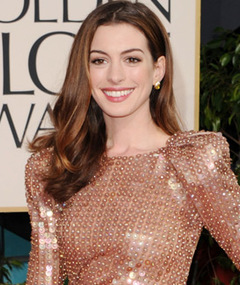 "MOVIES: Anne Hathaway Cast as Catwoman for ""The Dark Knight Rises"""