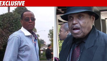 Conrad Murray to Joe Jackson: You're Outta Here!