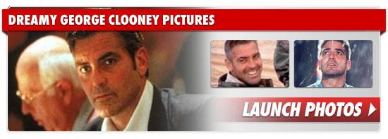 George Clooney Malaria