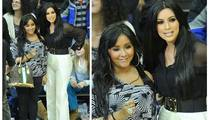 When Snooki Met Kim K