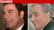 John Travolta as John Gotti!!!