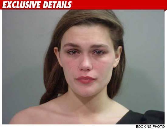 Megan Burgess Arrested