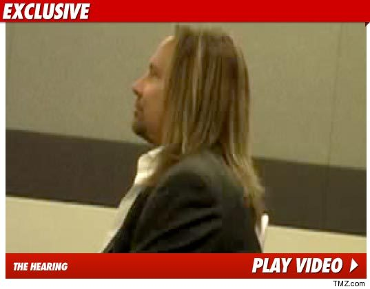 Vince Neil Jail Time