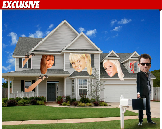 charlie sheen house for sale. Charlie Sheen Wants to Create