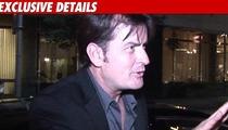 Charlie Sheen Treated for Hernia -- No O.D.