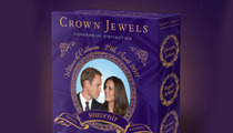 Prince William & Kate -- The Box of Condoms