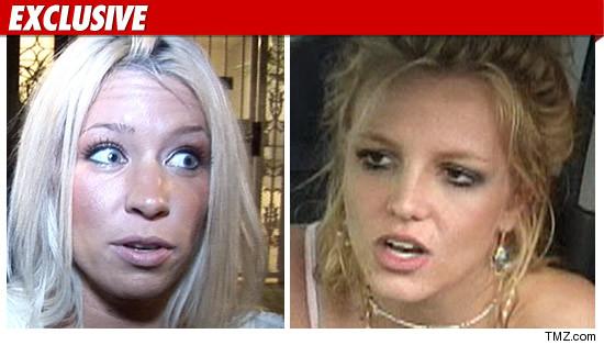 Kacey Jordan Britney Spears