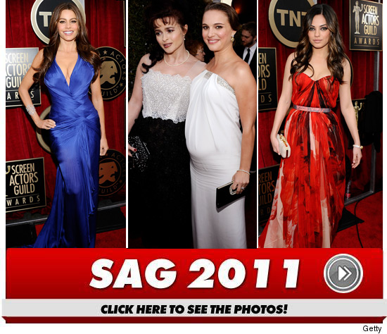 SAG Awards Fashion