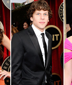 FASHION: The SAG Awards Red Carpet!