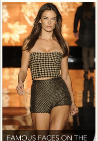 FASHION: Paris, Gisele &amp; More Hit the Runway in Brazil