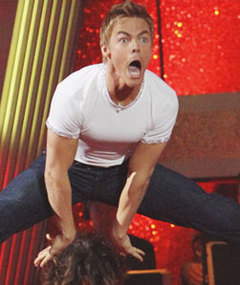 "TV NEWS: Derek Hough Not ""Dancing"" Next Season"
