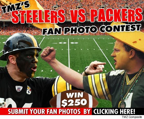 With Super Bowl XLV less than a week away -- TMZ is holding one hell of a