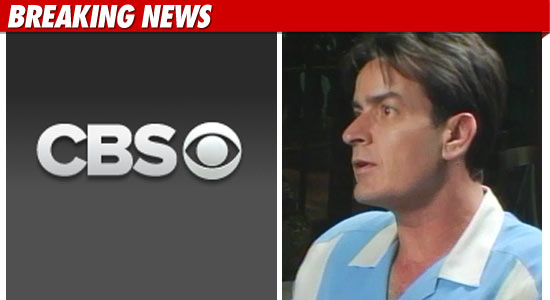 Charlie Sheen CBS Contract