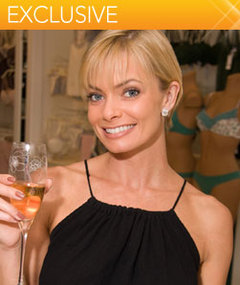 EXCLUSIVE! Jaime Pressly STILL Hosting Vegas Bash!