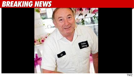 Sal Picinich the baker of the TLC series Cake Boss has died of