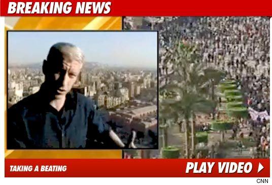 Anderson Cooper Attacked Video