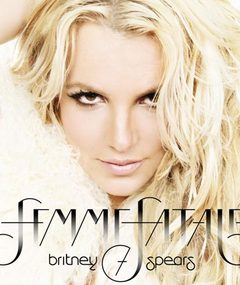 MUSIC: Britney Spears' Album Artwork Revealed!