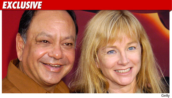 Cheech Marin Domestic Violence