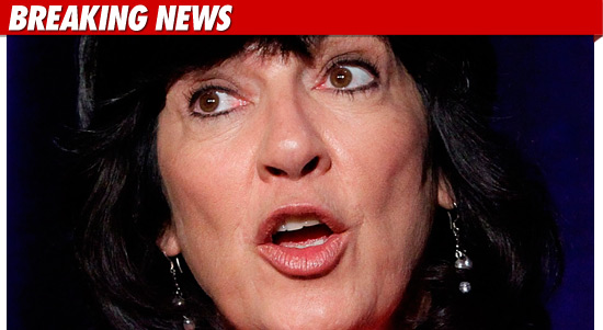 Christiane Amanpour Attacked