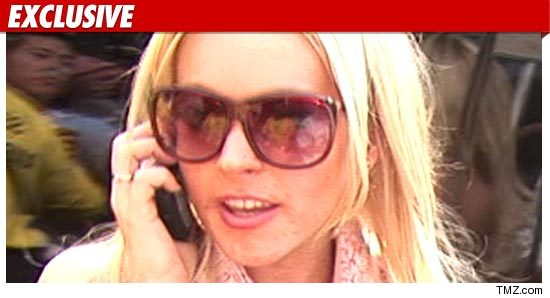 Lindsay Lohan Jewelry Heist