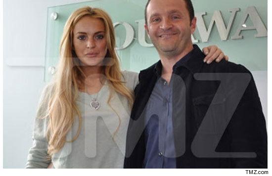 Lindsay Lohan Stolen Jewelry