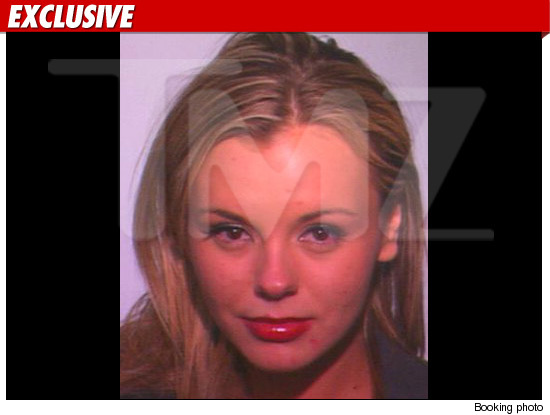 Bree Olson Mugshot