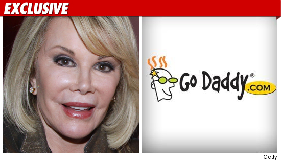 Joan Rivers Go Daddy