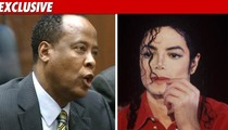 Stripper Says Dr. Murray Wanted Sleep As MJ Died