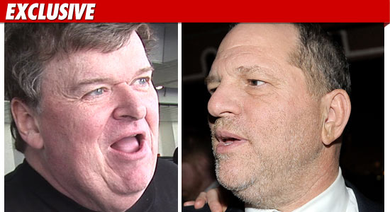 Michael Moore Harvey Weinstein
