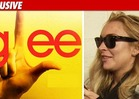 Lindsay Slams 'Glee' -- Leave My Moth