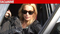 Lindsay Lohan  -- The Perils of a Plea Bargain