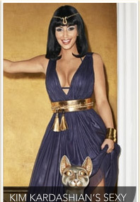 BEAUTY: Kim Kardashian&#039;s Sexy Cleopatra Photo Shoot!