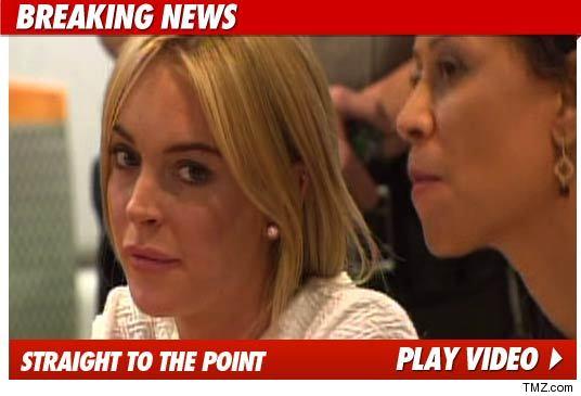 Lindsay Lohan News