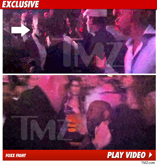 Jamie Foxx Fight Video