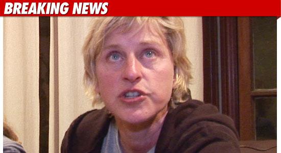 Ellen DeGeneres Intruder