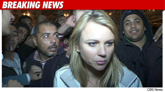 lara logan attacked in egypt raw video. CBS News reporter Lara Logan