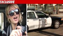 Paris Hilton's B-Day Party -- Cops On Alert
