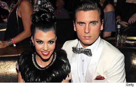 Kourtney Kardashian Engaged