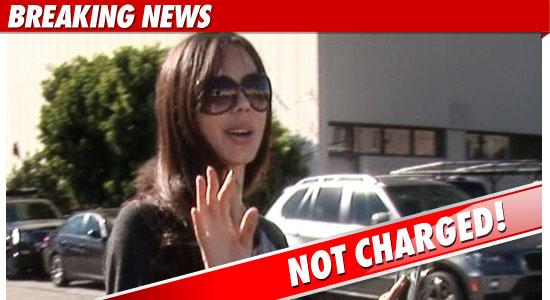 Oksana Not Charged