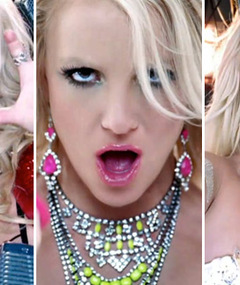 BEHIND THE SCENES: Styling Britney's New Music Video!