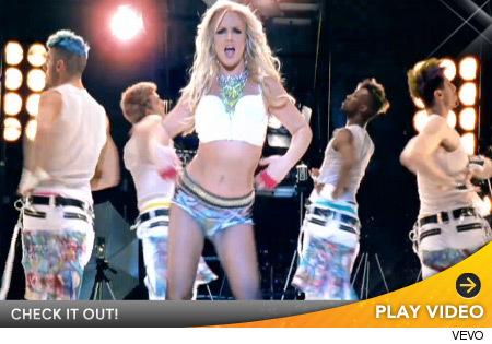 watch britney spears video. WATCH NOW: Britney Spears#39;