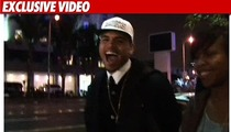 Chris Brown -- I'm Too Good for the Celebrity Game!